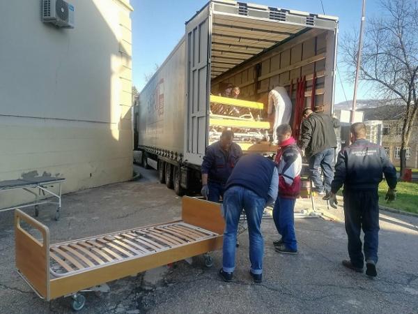 Još jedna vredna donacija porodice Trojančević milanovačkoj bolnici