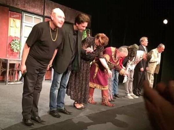 Milanovačko pozorište – Iz podruma na scenu Zvezdara teatra