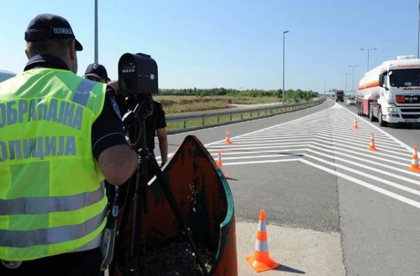 Pojačana kontrola učesnika u saobraćaju do 23. februara
