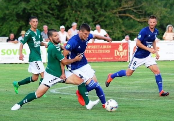 Fudbal: Milanovčanin potpisao za Strazbur