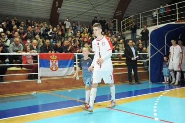 Futsal: Crvena Zvezda sutra u Brezi!