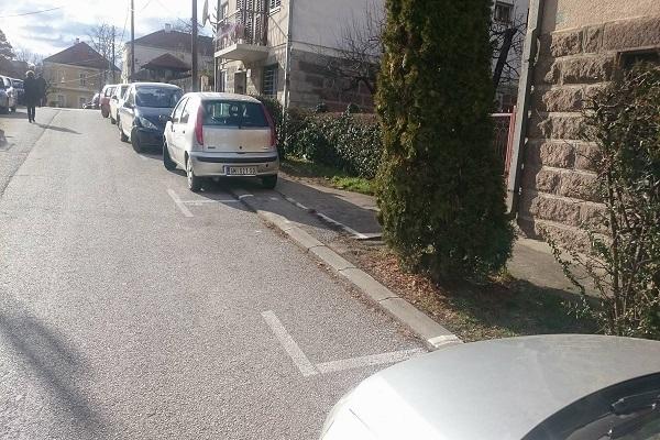 Božidar Vučetić: Cilj JP za izgradnju opštine je da obeleži 1000 parking mesta