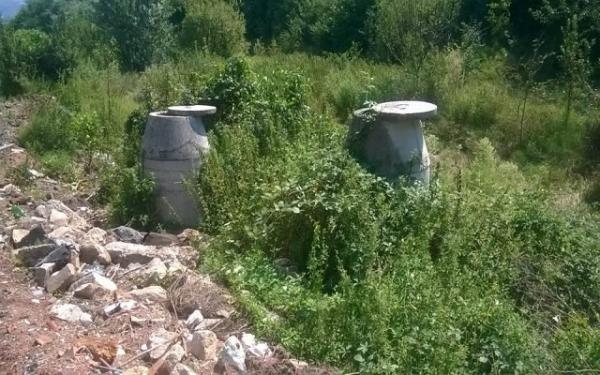 Nova fekalna močvara kod Stanojčića potoka