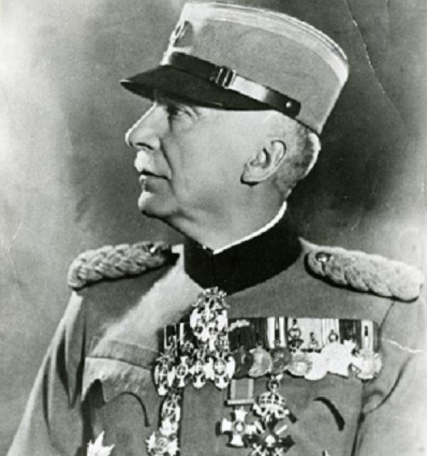 Istorijske ličnosti Donje Vrbave – general Spasoje Tešić