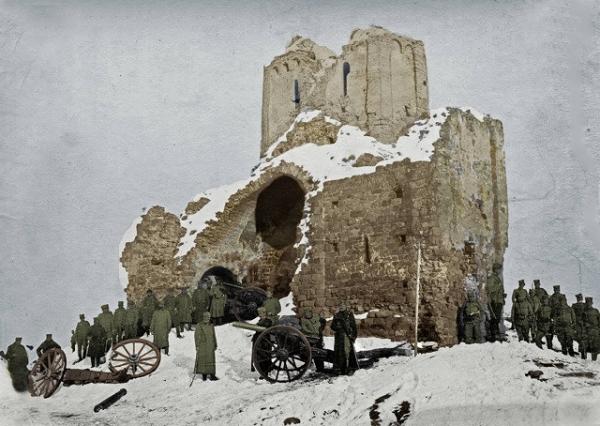 Ratni put Takovskog Gvozdenog puka i njegovi vitezovi (III)