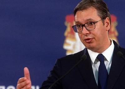 Vučić: Neće da učestvuju zato što ne mogu da pobede na izborima