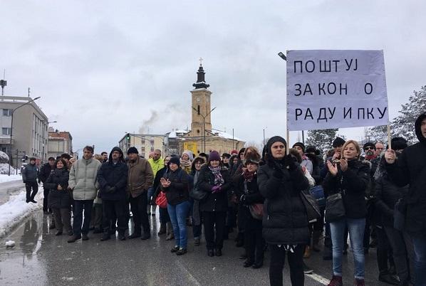 """Unija sindikata prosvetnih radnika Srbije: Podrška radnicima """"Pošte Srbije"""""""