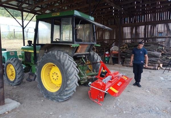 Nove mašine za osnaživanje mladih poljoprivrednika