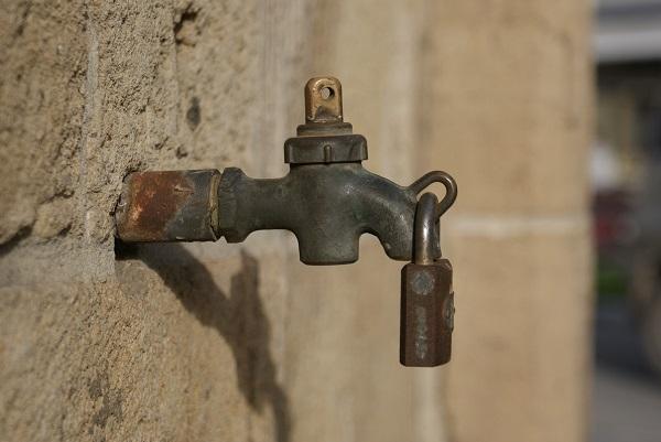 Grabovica bez vode