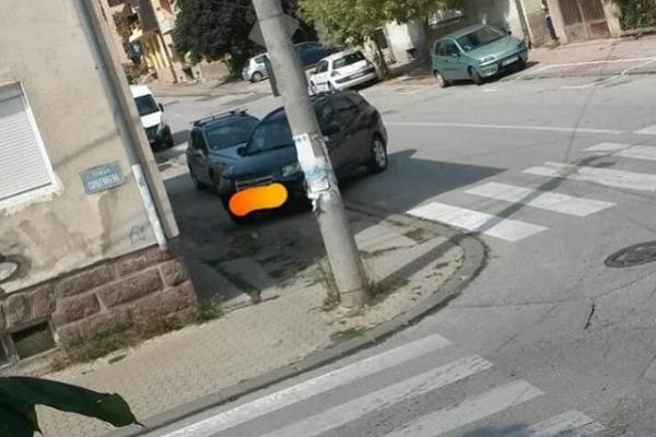 Čitalac reporter – Bahato parkiranje u Rajićevoj
