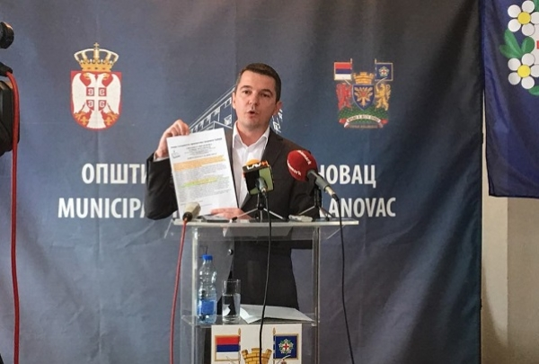Kovačević: Neće se više tolerisati neosnovane optužbe milanovačkog Sindikata obrazovanja