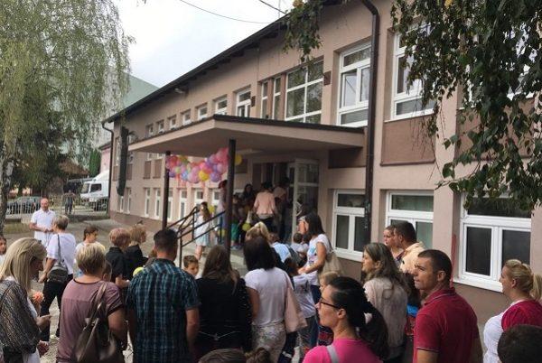 Počela nova školska godina za 20.000 đaka u Moravičkom okrugu