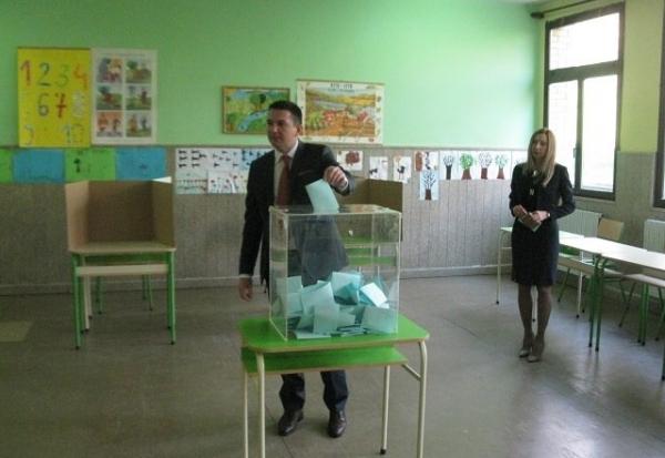 Predsednik opštine Dejan Kovačević obavio građansku dužnost