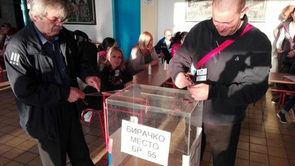 Ipsos: Do 16 časova glasalo 36,8 odsto birača, manje nego 2016. godine