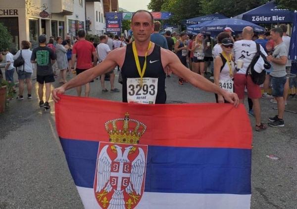 Nenad Milić: Maraton u Bavarskim Alpima