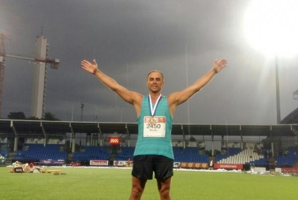 Maraton u Helsinkiju