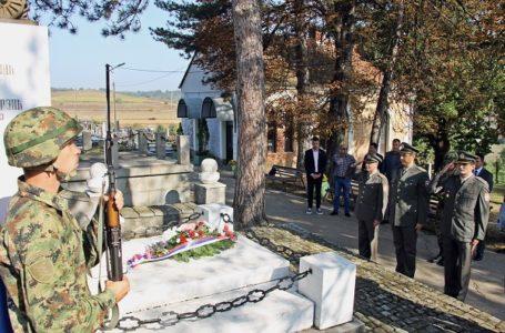 Obeležena godišnjica smrti generala Božidara Terzića