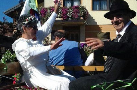 Zlatna svadba – 50 godina braka Dušanke i Žarka