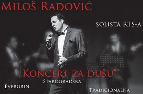 Miloš Radović i novosadski tamburaši