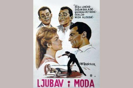 """Projekcija digitalno restauriranog filma """"Ljubav i moda"""""""