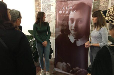 """Otvorena izložba """"Ana Frank – istorija za sadašnjost"""""""