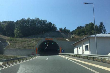 Pranje tunela na deonici Ljig-Preljina