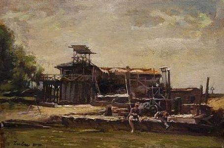 Retrospektivna izložba slika Dragoljuba Stankovića Čivija