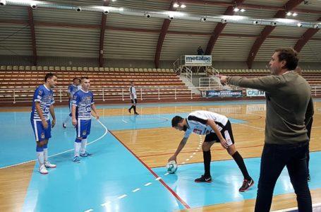 Futsal; Derbi u Brezi