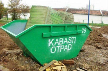 Plan postavljanja kontejnera za 21. oktobar