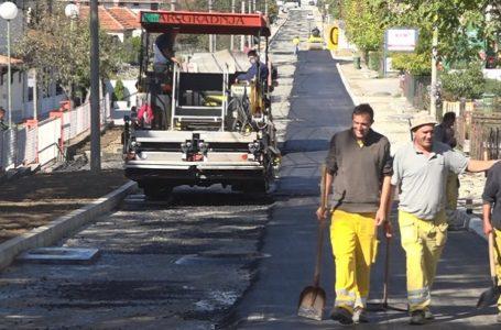Počelo asfaltiranje Ulice Nikole Lunjevice
