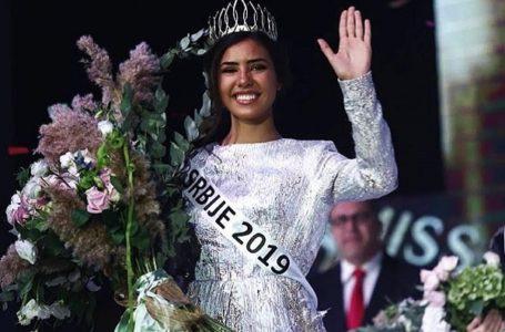 Mis Srbije za 2019. godine Andrijana Savić (19) iz G. Milanovca