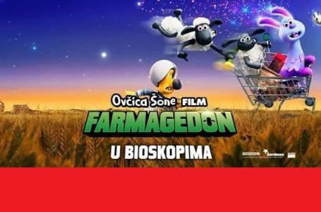 Film: Ovčica Šone – Farmagedon