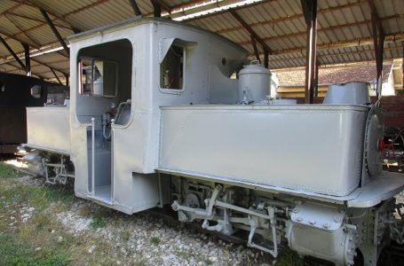 Izložba na najstarijoj lokomotivi