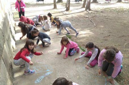 Dečija nedelja u Vraćevšnici