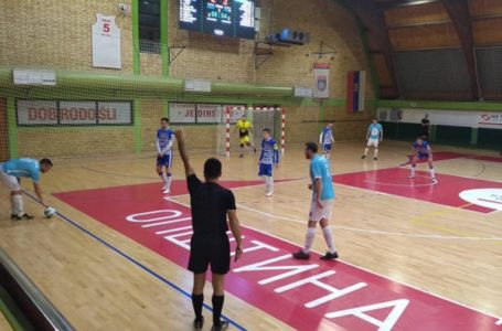 Futsal: Tisa duboka za Metalac Kolorado