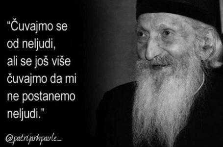 Deset godina od smrti voljenog patrijarha Pavla