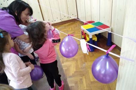 PU Sunce obeležila Svetski dan prevremeno rođene dece
