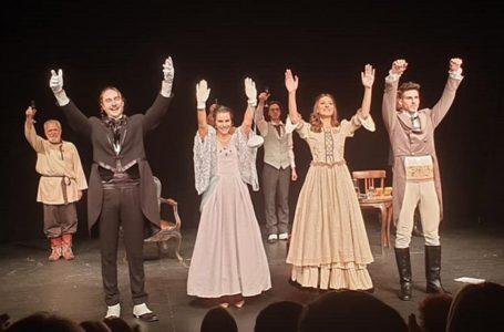 Milanovačko pozorište započinje gostovanje u Ruskoj Federaciji