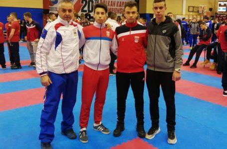 Balkansko prvenstvo za kadete, juniore i mlađe seniore u Sloveniji