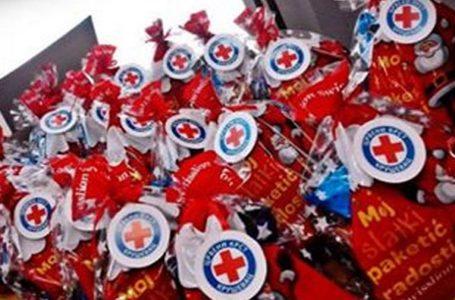 """Pomozimo Crvenom krstu u akciji """"Jedan paketić – puno ljubavi"""""""