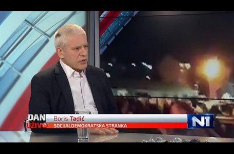 Tadić: Odvratna predstava Đukanovića i Vučića, sve je populistička propaganda (VIDEO)