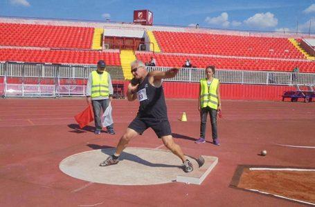 Klaus u vrhu svetske veteranske atletike; drugi u Evropi, treći na svetu
