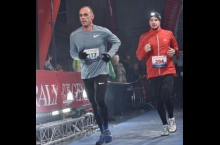 Novogodišnji ponoćni maraton u Cirihu: Neci utrčao u 2020.