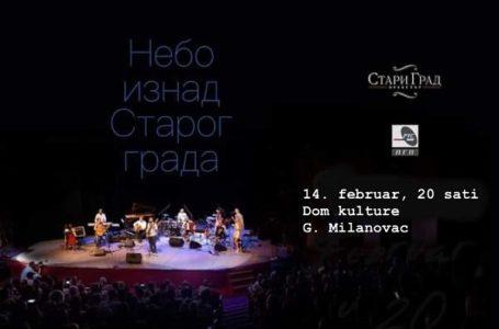 Promocija novog albuma "Nebo iznad Starog grada" u G. Milanovcu