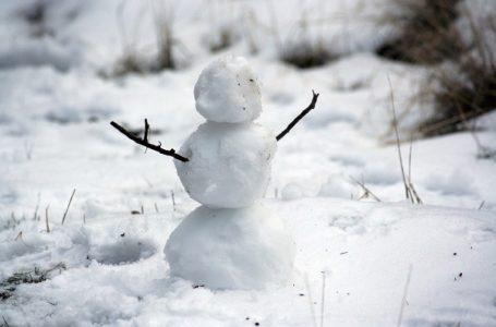 Stiže prava zima – sneg na planinama, uveče i u nižim predelima