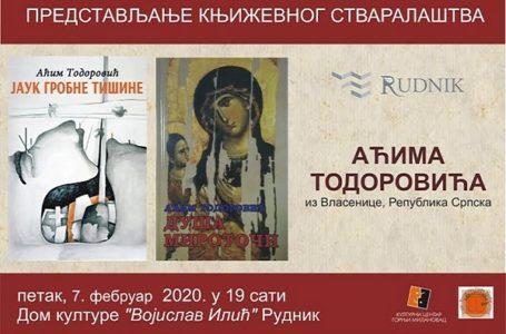 Književno stvaralaštvo Aćima Todorovića