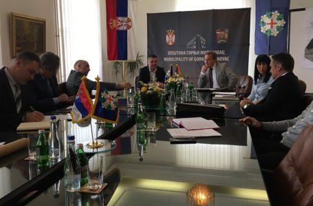 Održana druga sednica Privrednog saveta opštine Gornji Milanovac