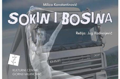 """Pozorišna predstava: """"Sokin i Bosina"""""""