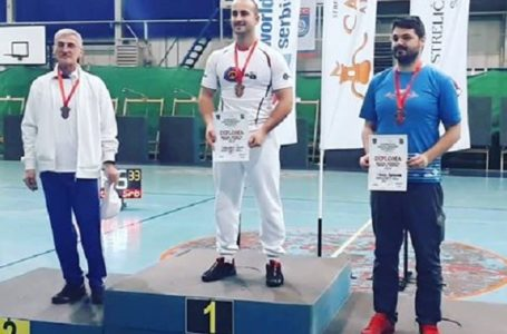 Streličarstvo: Ognjen po četvrti put za redom državni prvak