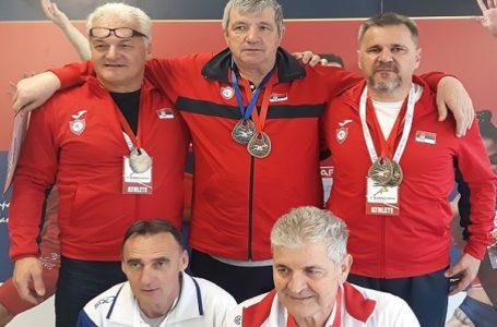 """AK """"Veteran"""" osvojio 12 medalja na Balkanskom prvenstvu"""